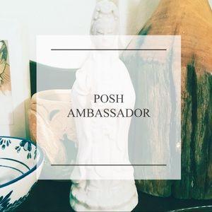 I am a Posh Ambassador